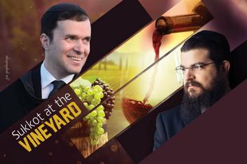 Sukkot Concert at the Vineyard