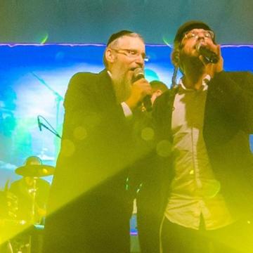 מיילך קאהן ואברהם פריד במופע מיוחד בסוכות!