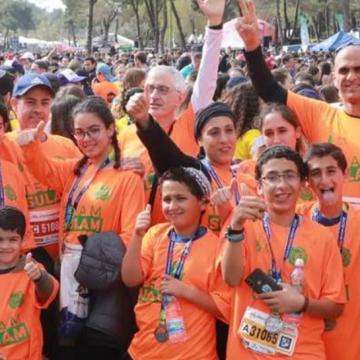 מרתון ירושלים 2019 – בקמפיין מיוחד בתמיכה ב70 מילדי סולם!